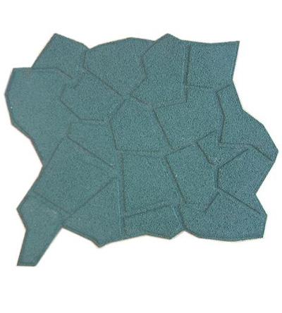 GT0301碎石形橡胶地砖